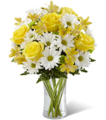 The Sunny Sentiments Bouquet